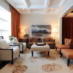 Stars of Kovan showflat Living Room