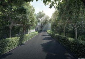 Forett-At-Bukit-Timah-Driveway-Singapore