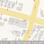 Hyll-On-Holland-Location-Map