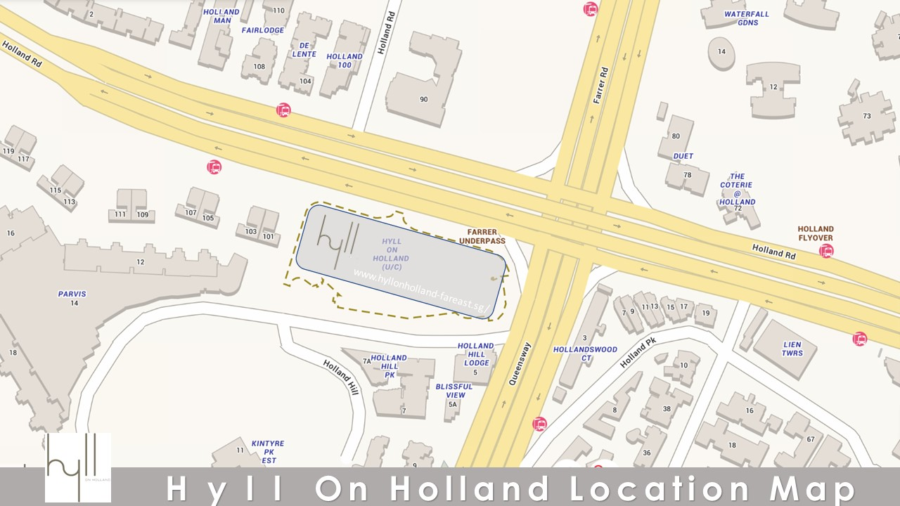 Hyll-On-Holland-Location-Map