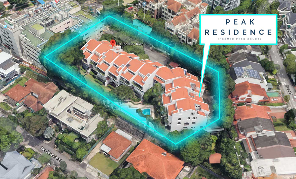 Peak-Residence-location-map-singapore
