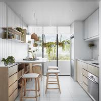Tedge-Kitchen Area