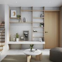 Tedge-Penthouse Living Area