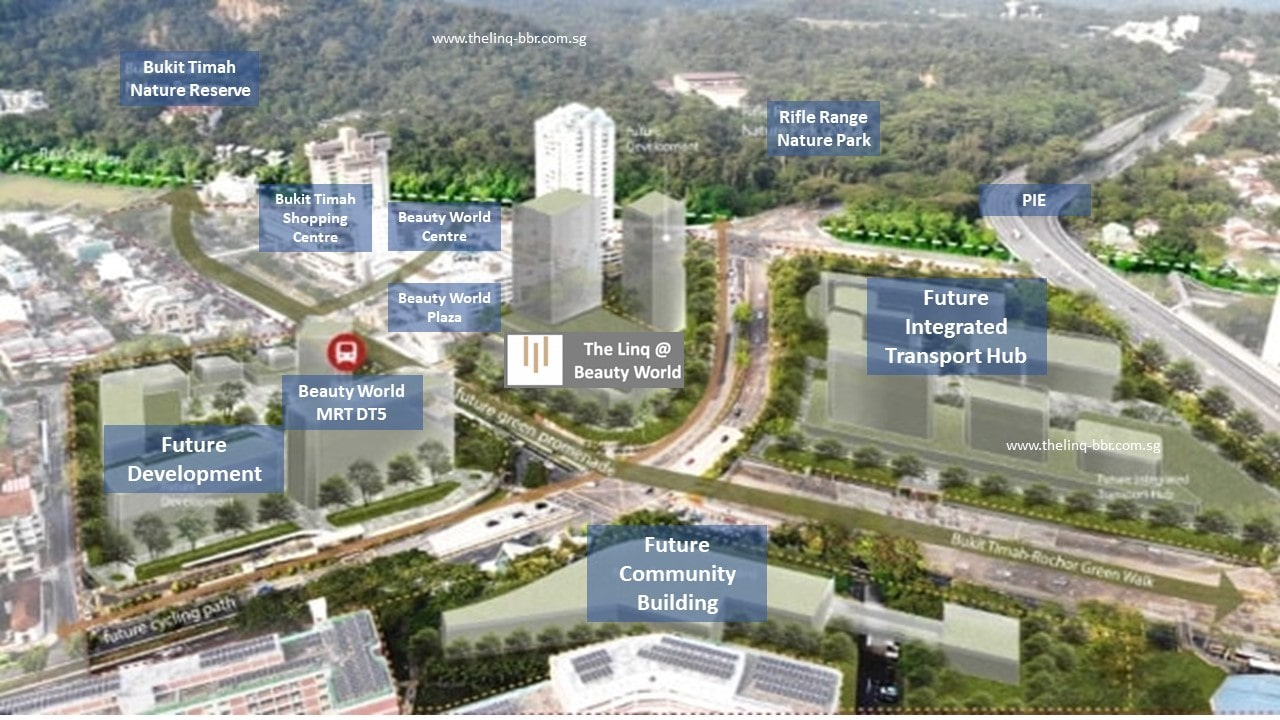 the-linq-at-beauty-world-site-plan-singapore