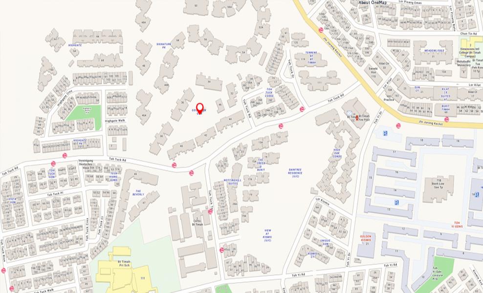 forett-at-bukit-timah-location-maps-singapore