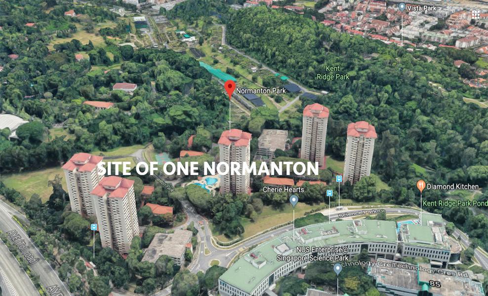 kingsford-Normanton-Park-Site-Plan-Singapore