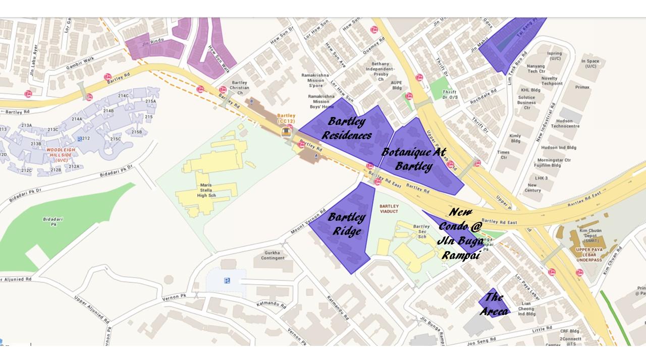 Jalan-Bunga-Rampai-Location-Plan