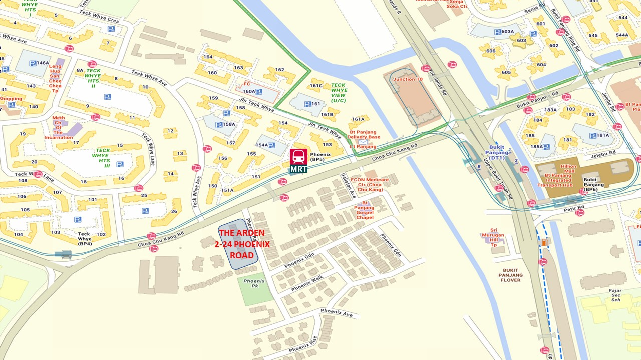 The-Arden-Location-Map